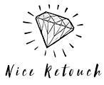 Nice retouch – retouching and photo editing Logo
